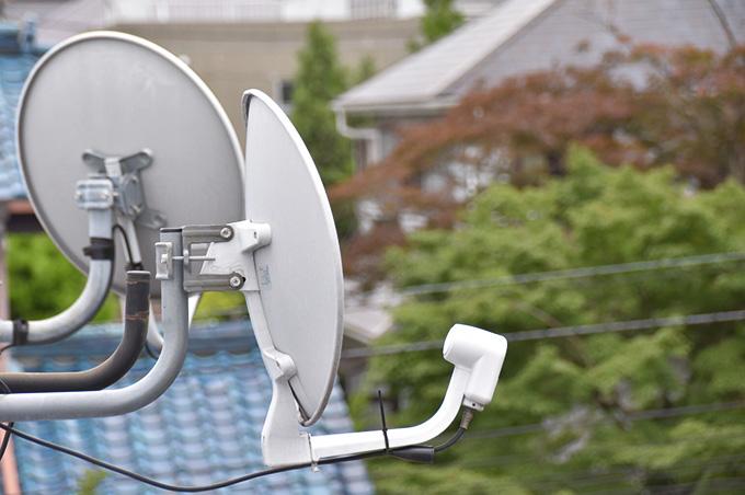 集合住宅にお住まいでWOWOWをBSで視聴するためにアンテナの設置を考えている人へのアドバイス。