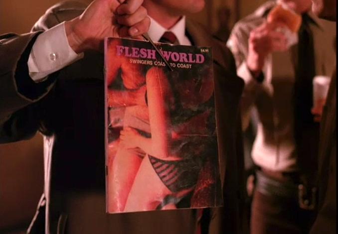 雑誌「肉体の世界」によって暴かれる男と女の欲望。