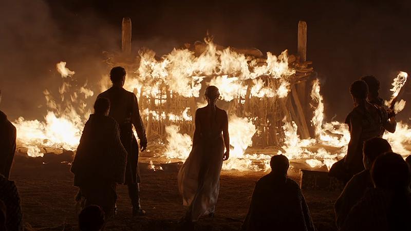 よくわかる ! ゲーム・オブ・スローンズ シーズン1  『第10話/血と炎』