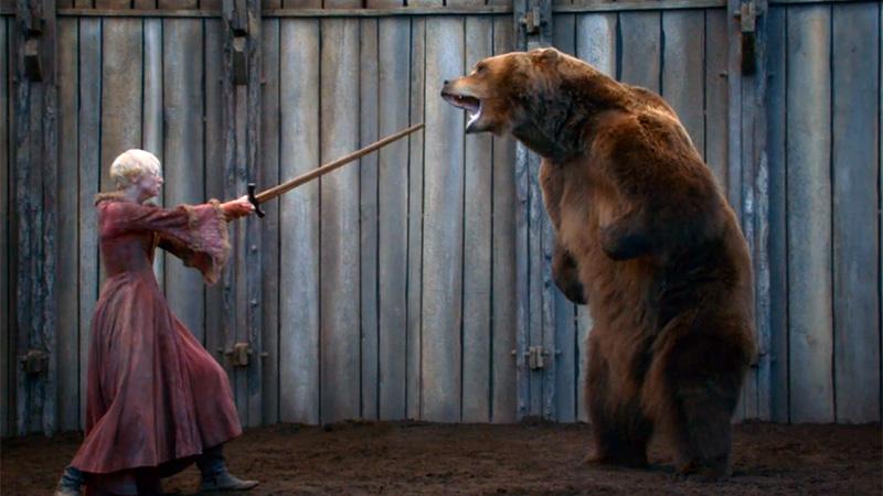 よくわかる ! ゲーム・オブ・スローンズ シーズン3『第7話/女剣士と熊』