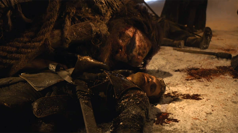 よくわかる ! ゲーム・オブ・スローンズ シーズン4『第9話/黒の城の死闘』