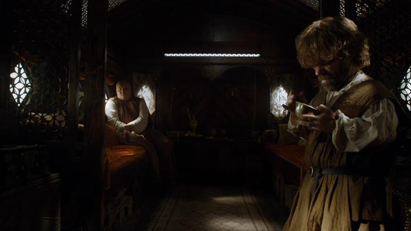 ゲーム・オブ・スローンズ 完全ガイド シーズン5『第2話/白と黒の館』