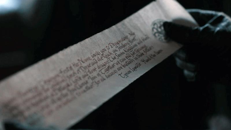 ゲーム・オブ・スローンズ シーズン7『第2話 嵐の申し子』あらすじと地図