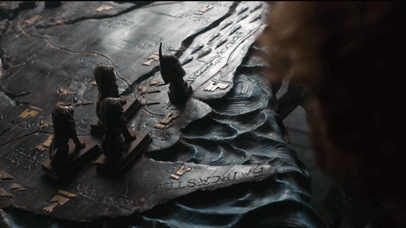 ゲーム・オブ・スローンズ シーズン7『第3話 女王の正義』あらすじと地図