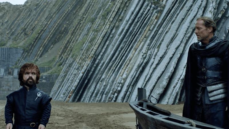 ゲーム・オブ・スローンズ シーズン7『第5話 イーストウォッチ』あらすじと地図