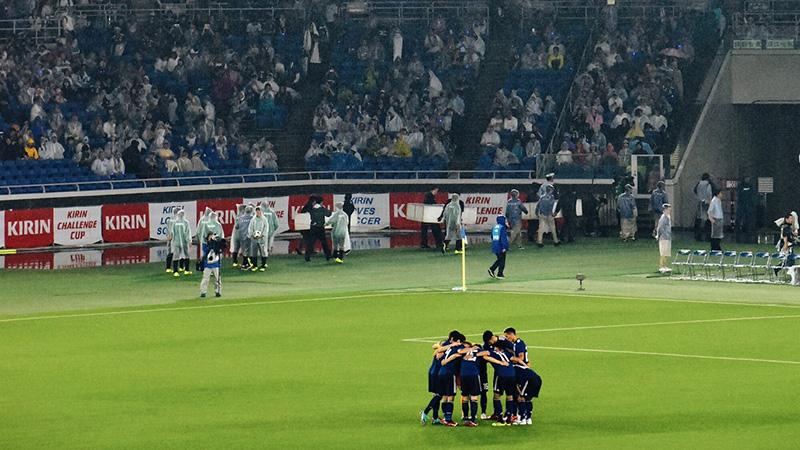 サッカー日本代表が参戦する南米選手権(コパ・アメリカ)をネットで視聴する方法!