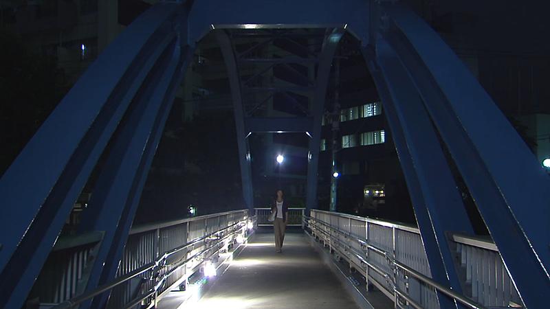結婚できない男_鈴掛歩道橋