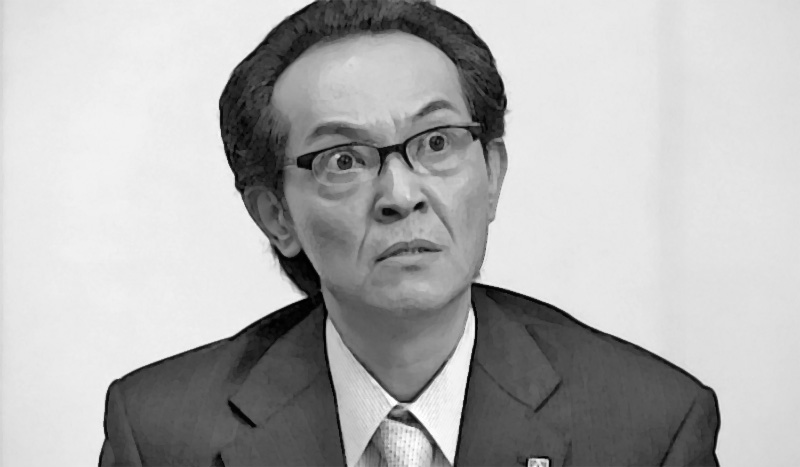 元東京中央銀行 東京本部 小木曽忠生人事部次長編