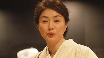 女将・智美(井川 遥)